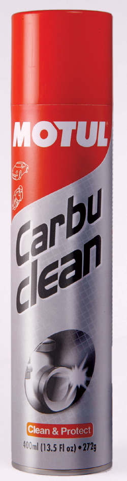 MOTUL Carbu Clean Aerozol - 400 ml