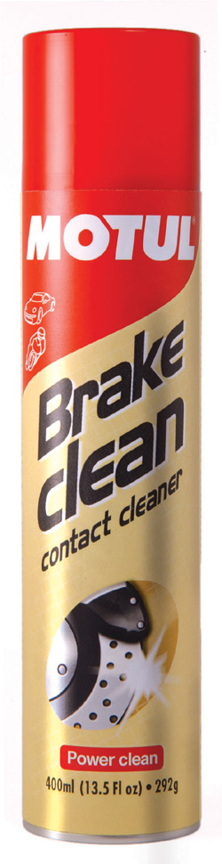 MOTUL Brake Clean Aerozol - 400 ml
