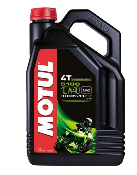 MOTUL 5100 Ester 10W-40 Technosynthese - 4 litry