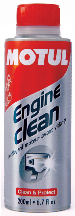 MOTUL Engine Clean - 200 ml