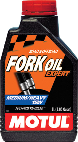 MOTUL Fork Oil Expert Medium/Heavy 15W - 1 litr