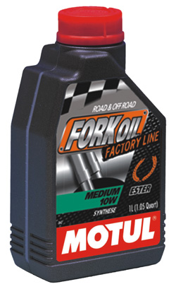 MOTUL Fork Oil 10W medium Factory Line - 1 litr