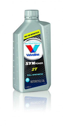 olej Valvoline Syn Power 2T - butelka 1000 ml